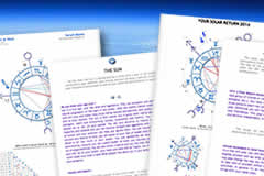 personalized astrology reports